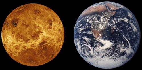 Bildergebnis für Venus Erde